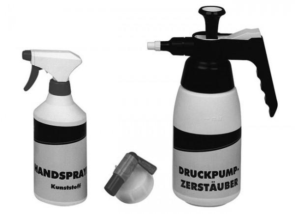 Handsprayer aus Kunststoff