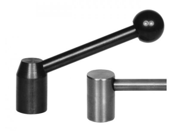 Stahl-Spannhebel